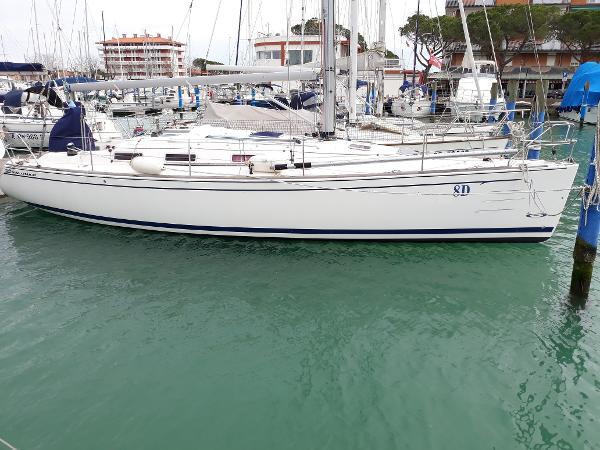 Salona Salona 37 Salona 37 cruise racer