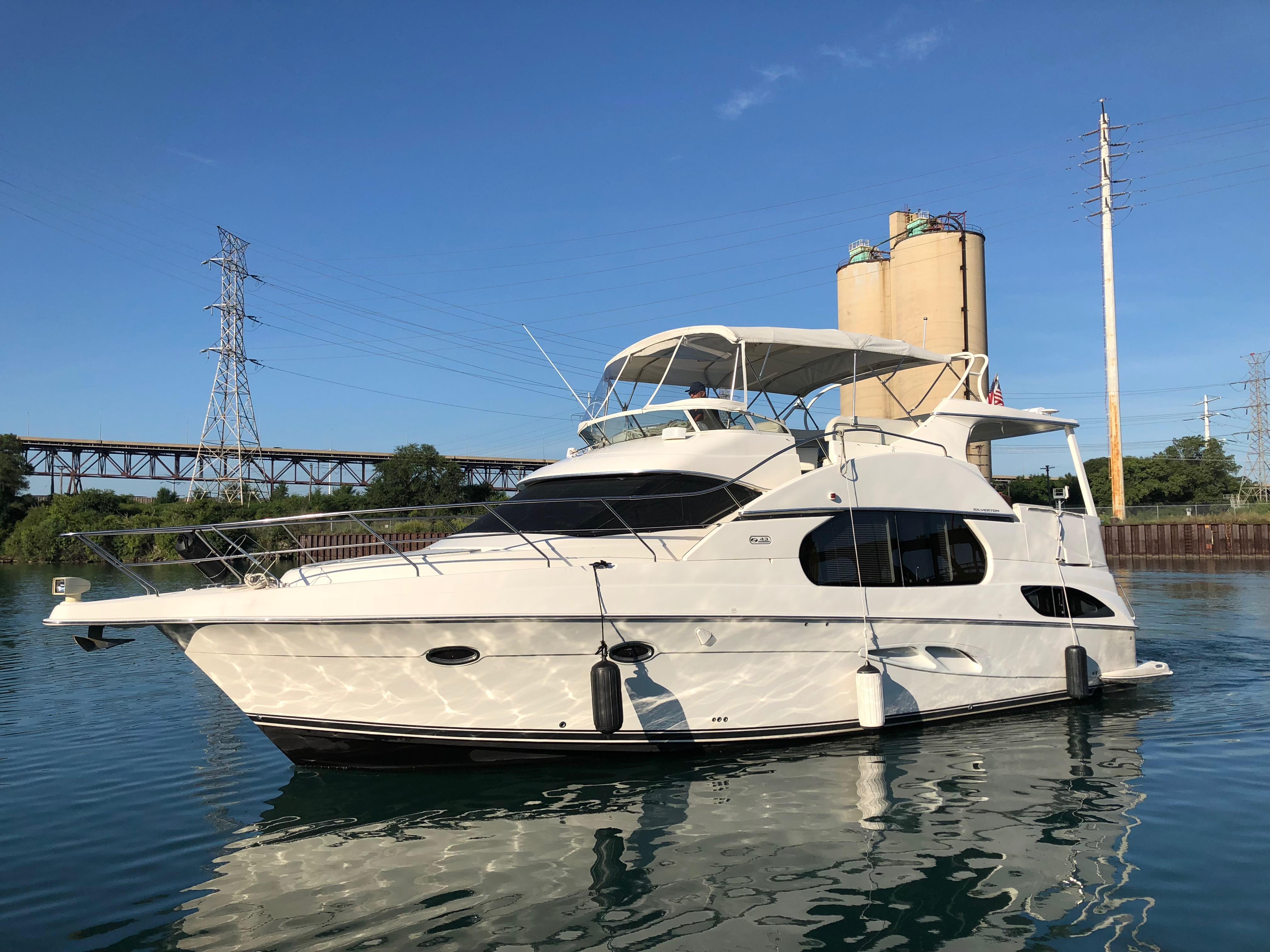 Silverton 43 Motor Yacht Silverton 2003 43 Motor Yacht
