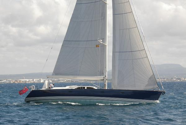 X Yachts 73 ft