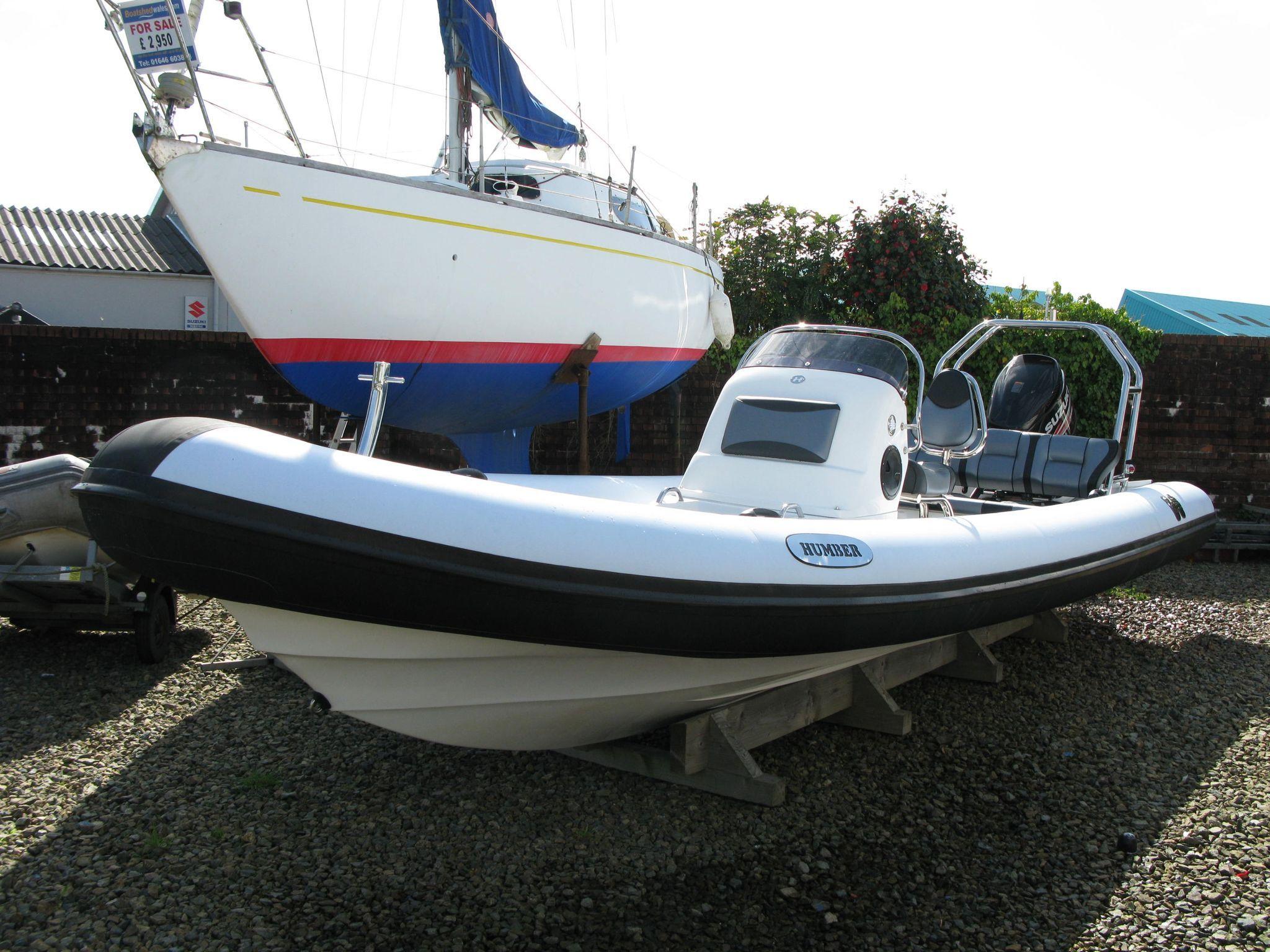 Humber Ocean Pro 8m