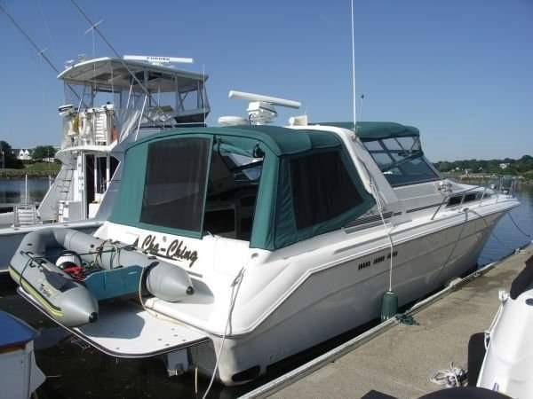 Sea Ray 1990 420 Sundancer