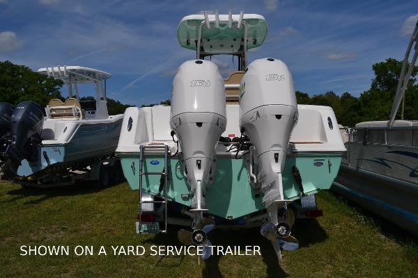 Tidewater Boats 252 CC Adventure Custom