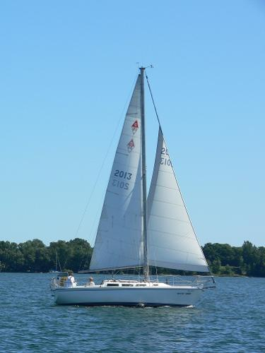 Catalina 30 Tall Rig Sloop