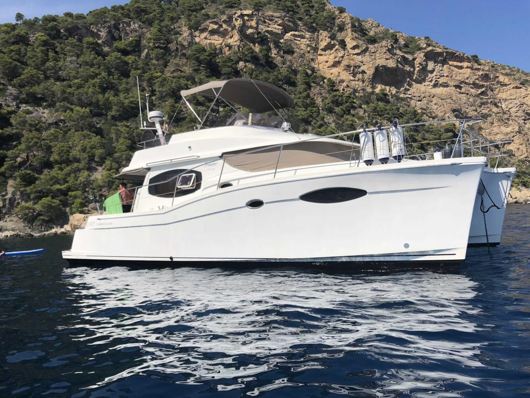 Fountaine Pajot Summerland 40'