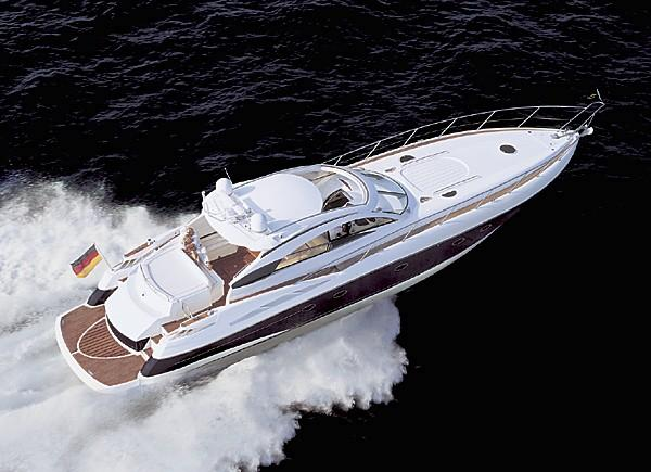 Sunseeker Predator 61 Manufacturer Provided Image