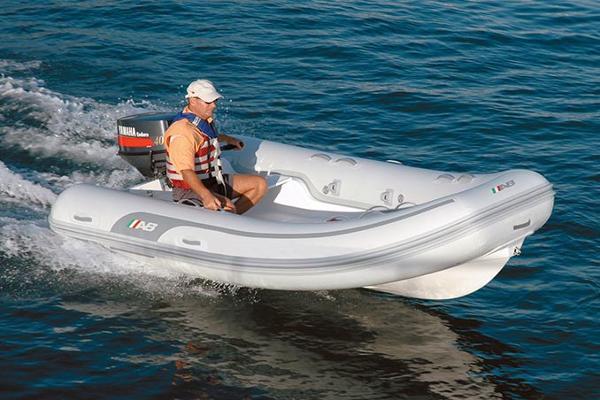 AB Inflatables Navigo 13 VS