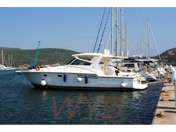 Tiara Yachts 41
