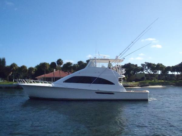 Ocean Yachts 57 Super Sport Hookem Dan O