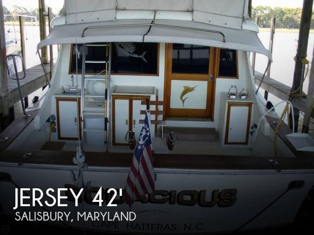 Jersey 42 Jersey Dawn 1989 Jersey 42 Jersey Dawn for sale in Salisbury, MD