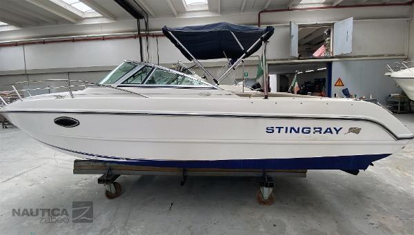 Stingray 659ZP Stingray 659 IV - 01