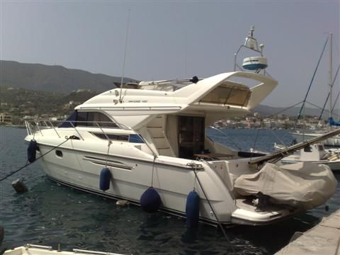 Princess 430 flybridge Princess Fly 43 - Flybridge Motor Yacht