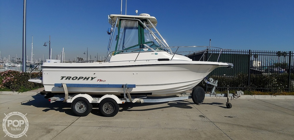 Trophy Pro 2052 2003 Trophy Pro 2052 for sale in San Pedro, CA
