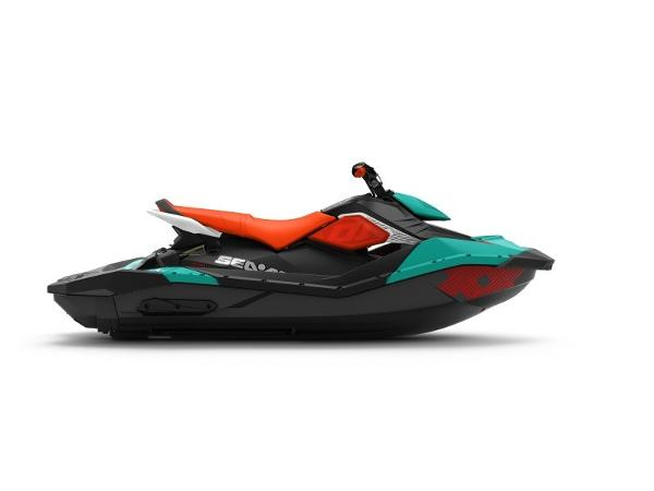Sea-Doo SPARK® TRIXX™ 3-up