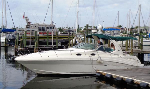 Sea Ray Sundancer Port Profile