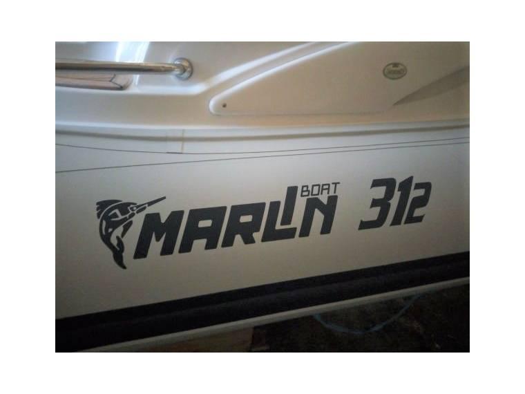 Marlin Boat Marlin Boat Marlin 312 EFB