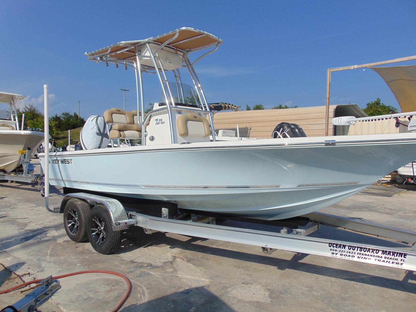 Key West Boats, Inc. 210 Bay Reef