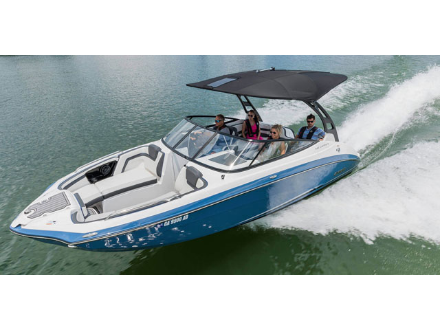 Yamaha Boats 242 Limited S E‑Series