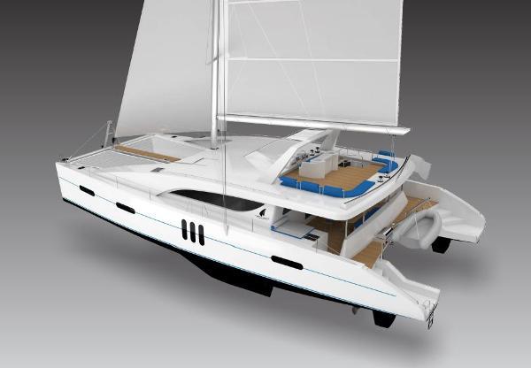 Matrix Yachts Explorer 760 - Exterior 2