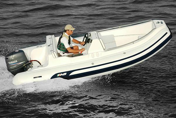 AB Inflatables Nautilus 14 DLX