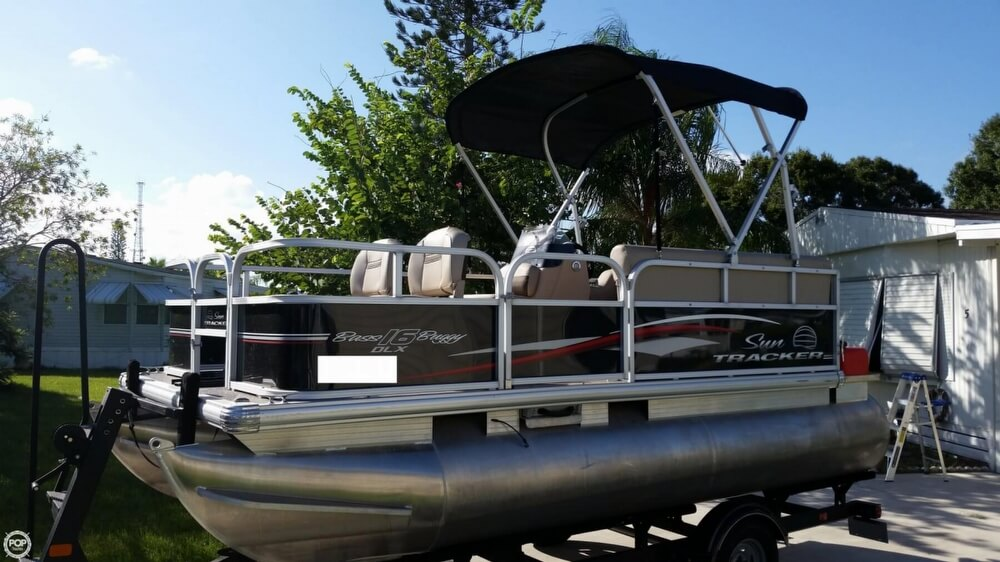 Sun Tracker Bass Buggy 16 DLX 2017 Sun Tracker 16 for sale in Port Saint Lucie, FL