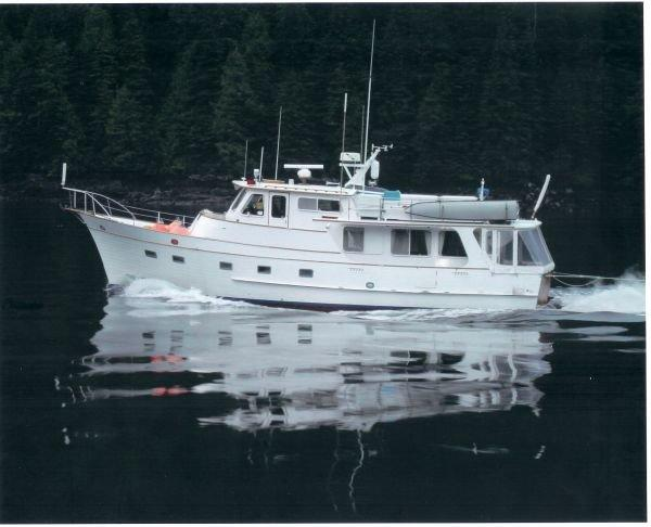 American Marine Grand Banks Alaskan