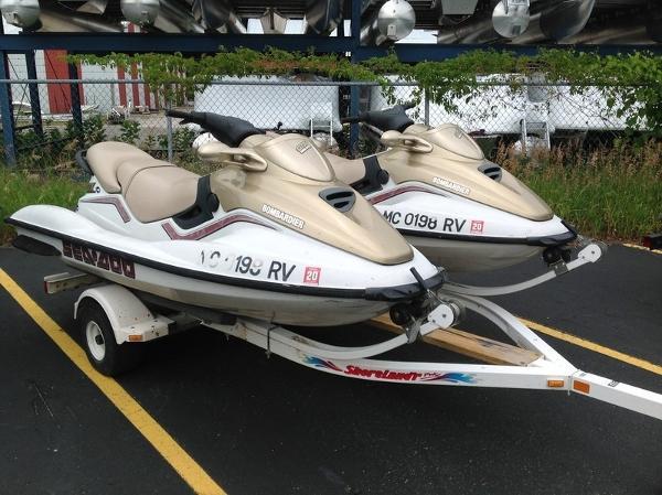 Sea-Doo GTX