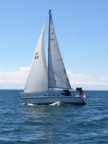 Canadian Sailcraft CS30