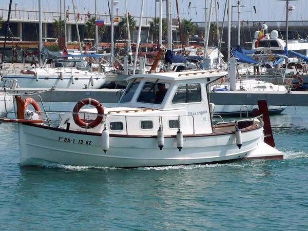 Menorquin 40 Toldilllo