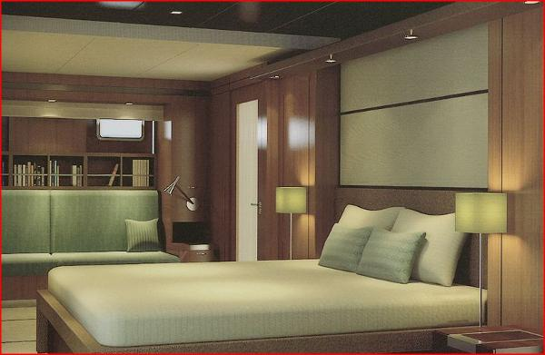 Conrad Vripack 132 Cabin