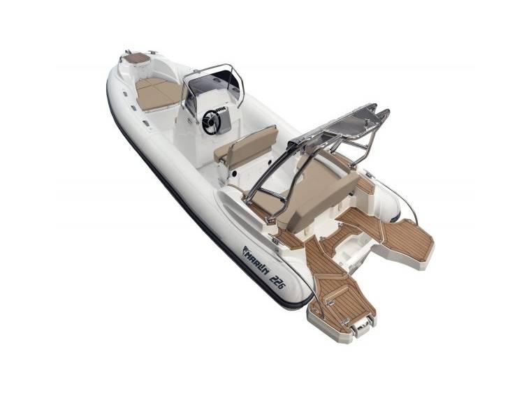 Marlin Boat Marlin Boat Marlin 226 FB