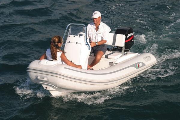 AB Inflatables Oceanus 11 VST Manufacturer Provided Image