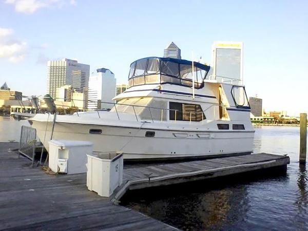 Present Yachts Sundeck Trawler Profile