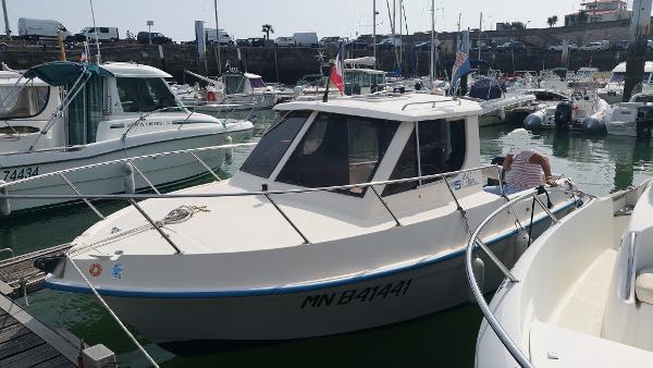 Guymarine GM 580