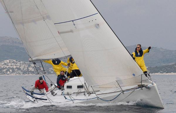 Beneteau First 40.7 - IMS