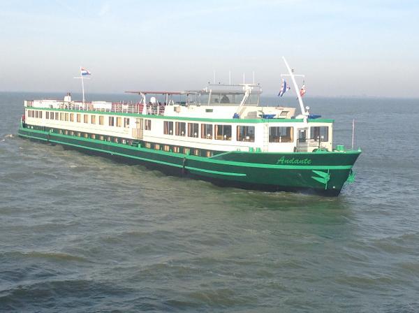 Scheepswerf De Waal, Zaltbommel River Passenger Vessel