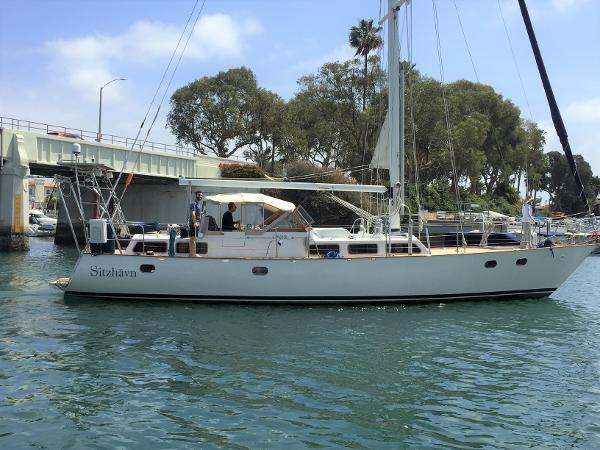 Cooper 51 CC Under way