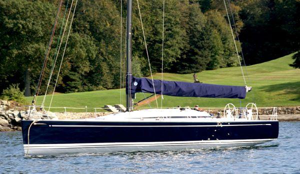 Nautor's Swan CS42 Hull