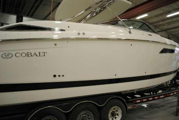 COBALT BOATS 336