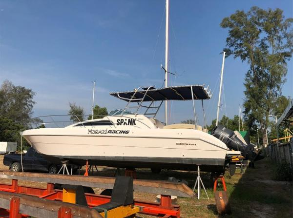 Gulf Craft Silvercraft 33SC
