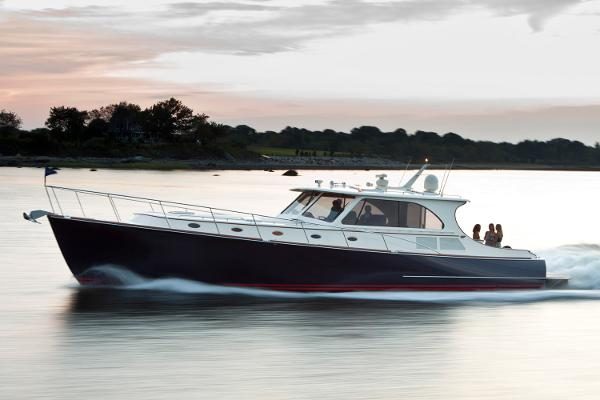 Hinckley Talaria 55 Motoryacht MKII Manufacturer Provided Image