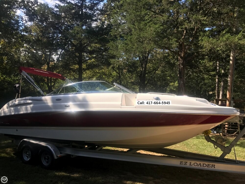 Chaparral 274 SUNESTA 2004 Chaparral 274 Sunesta for sale in Tumbling Shoals, AR