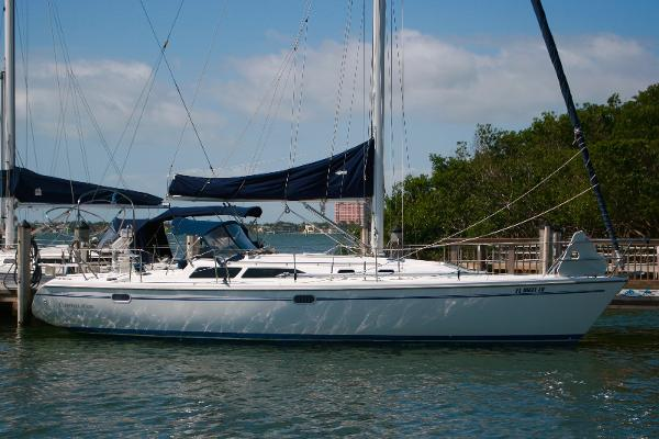 Catalina 36 MkII Profile