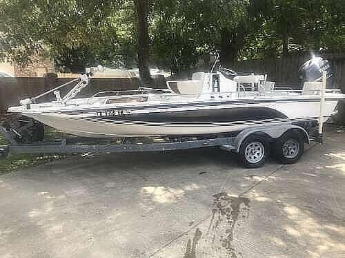 Cajun 2100 Fishmaster 1993 Cajun 21 for sale in Zachary, LA