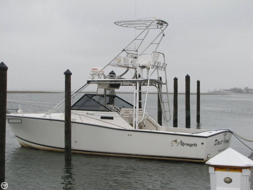 Albemarle 27 express fisherman 1993 Albemarle 27 Express Fisherman for sale in Seaford, NY