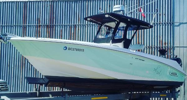 Boston Whaler 270 Outrage