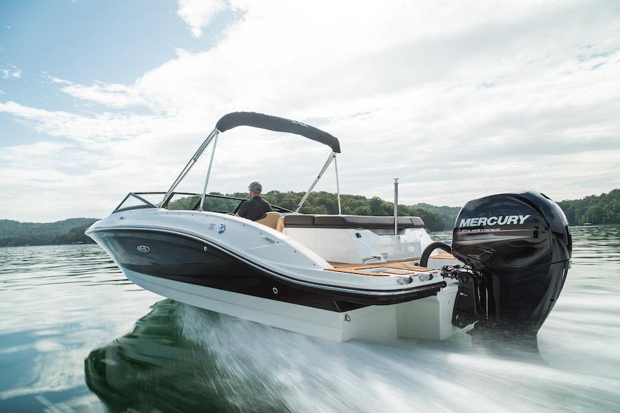 Sea Ray SPX Series 210 OB
