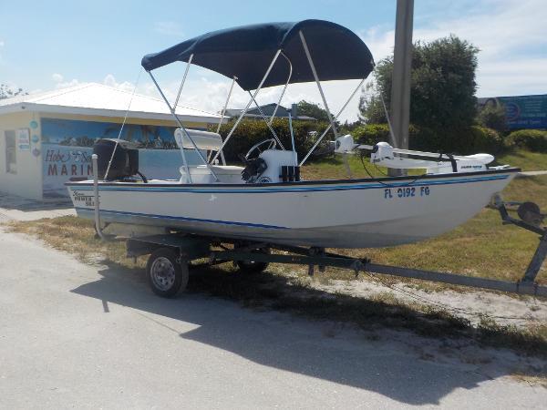 Hobie Power Boats 16 Skiff
