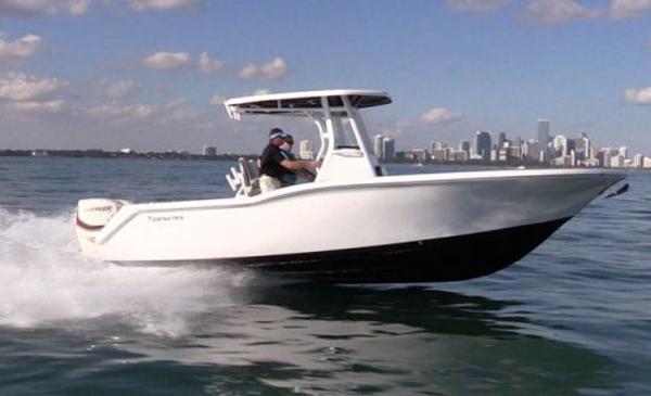 Tidewater Boats 252 CC
