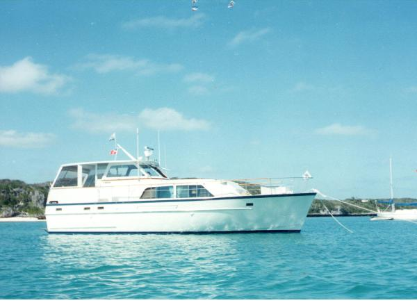 Matthews Double Cabin Motor Yacht