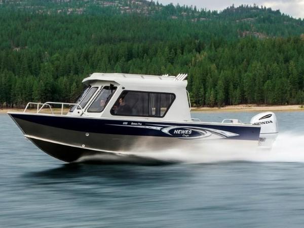 Hewescraft Ocean Pro 220 OP ET HT